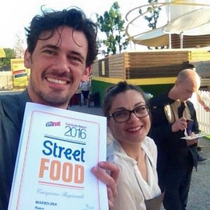 street food prize